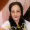 أنا انسة من سوريا 41 سنة مطلق(ة) و أبحث عن رجال ل الدردشة
