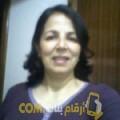 أنا وفاء من تونس 53 سنة مطلق(ة) و أبحث عن رجال ل التعارف