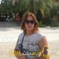 أنا فريدة من سوريا 37 سنة مطلق(ة) و أبحث عن رجال ل المتعة