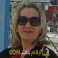 أنا نزيهة من تونس 52 سنة مطلق(ة) و أبحث عن رجال ل الحب